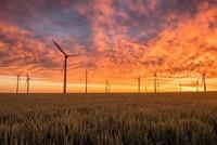 Китай построит в Узбекистане парк ветроэлектростанций