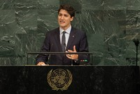 On a stage where many world leaders spotlight their successes, Canadian Prime Minister Justin Trudeau told the U.N. General Assembly on Thursday about one of his nation's historic failures: the...