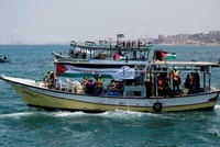Israel seizes Gaza boat carrying patients, students attempting to break siege