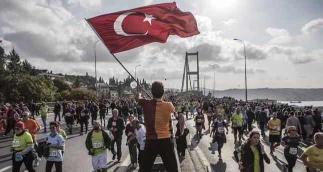 ماراثون إسطنبول ينطلق الأحد عبر البوسفور لتخليد شهداء المحاولة الانقلابية