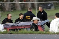 Austin bombing suspect dead after blowing himself up