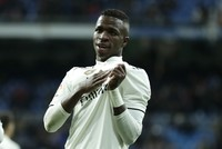 Vinicius showing promise as Real Madrid looks for savior