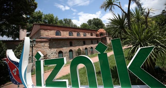 مدينة إزنك التركية تقف على أبواب القائمة الدائمة للتراث العالمي