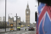Daesh terrorist group claimed responsibility for London terror attack killing four people and injuring 40 others on the Westminster Bridge and outside the UK Parliament, according to the terrorist...