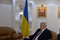 Turkey, Ukraine expand bilateral ties based on 'win-win' principle