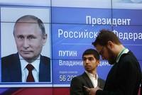 pВладимир Путин был объявлен победителем выборов президента России во вторник./p  pВ мире эту новость встретили по-разному: лидеры некоторых стран сразу отправили свои поздравления, а некоторые...
