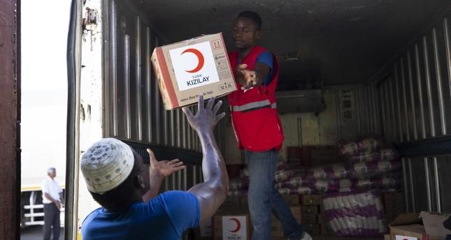 تركيا ترسل فرق إغاثة وطائرة محملة بمساعدات لمتضرري إعصار موزمبيق