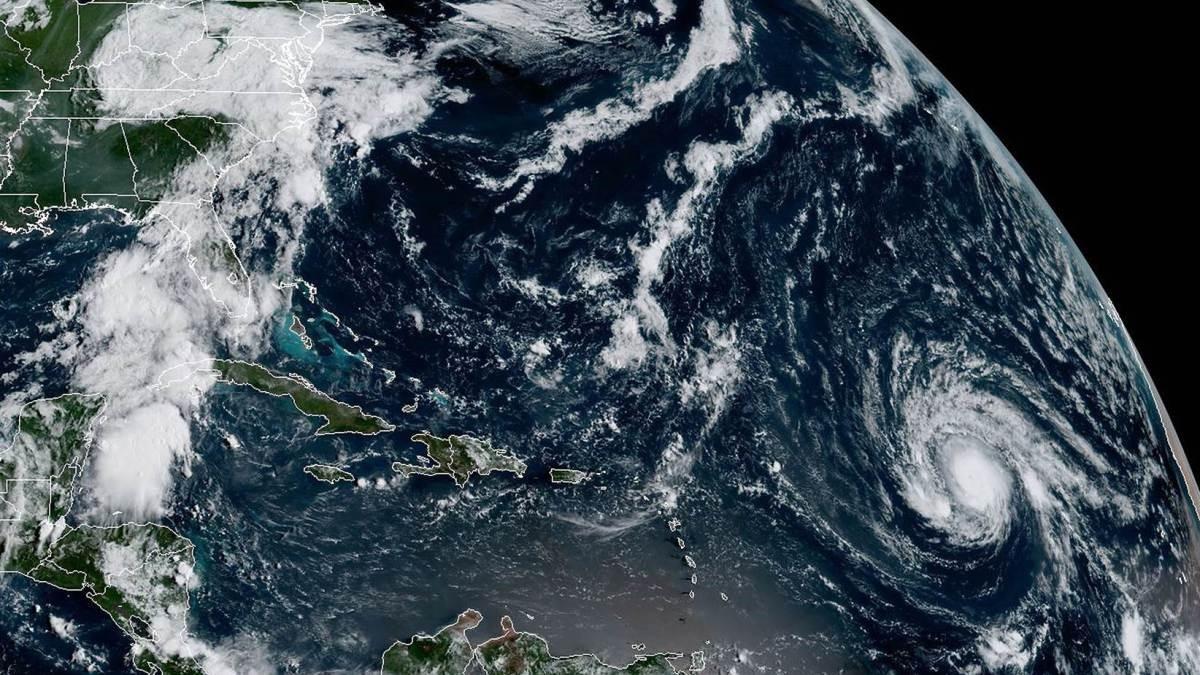 Hurricane Irma struck Texas just days after Hurricane Harvey left Houston devastated. (AFP Photo)