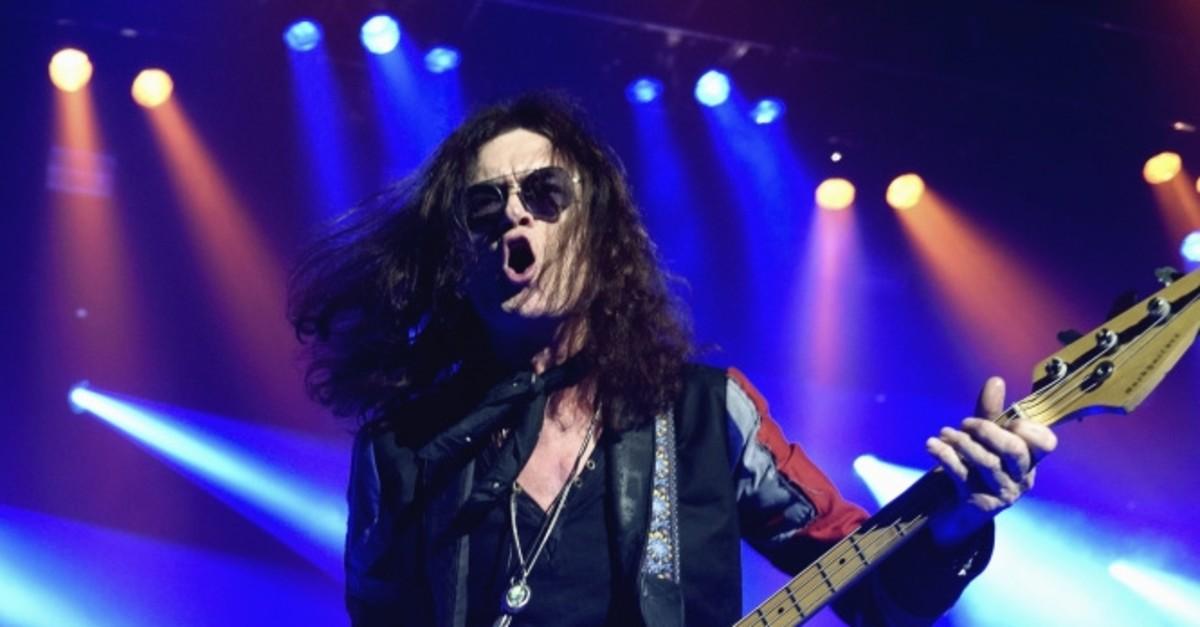 Glenn Hughes will perform Deep Purple classics at  Zorlu on July 11.