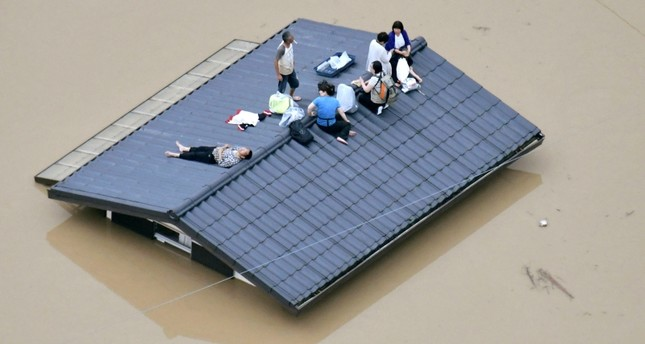 Record rainfall, flash floods leave 38 dead, nearly 50 missing in southwestern Japan