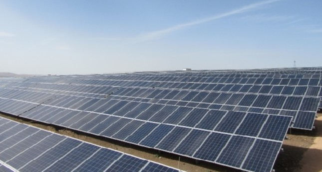 A total of 45.2 percent of the installed capacity, which stood at 84,000 MW last year, was obtained from renewable resources.