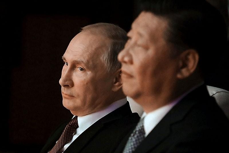 Sputnik Photo via Reuters