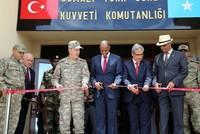 أعلن مسؤول كبير في الاستخبارات الصومالية اليوم الأربعاء أن الهدف الأساسي من الهجوم الأعنف في تاريخ الصومال كان القاعدة العسكرية التركية التي افتتحت حديثا.  وصرح المسؤول لـ