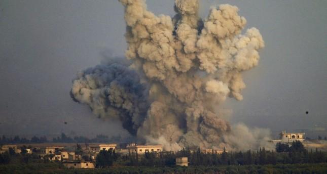 النظام السوري أعلن نيته التوجه إلى إدلب بعد درعا والقنيطرة (من الأرشيف)