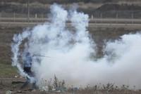 Israel strikes Gaza Strip amid tensions over Jerusalem