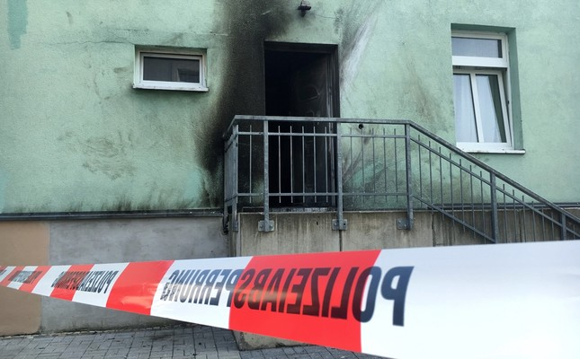 A Turkish-run mosque was damaged in an explosion in Dresden, Germany  in September 2016. This is one of the many attacks in the country that has been carried out amid rising Islamophobia accross the Europe.