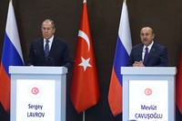Turkey rules out transferring S-400 to third countries