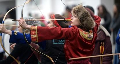 اليونسكو تدرج الرماية التركية التقليدية في قائمتها الثقافية غير المادية