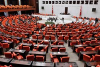 The Turkish Parliament on Wednesday approved mandate allowing troops to be deployed to Turkish military base in Qatar.