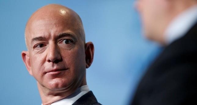 الرئيس التنفيذي لشركة أمازون ومالك صحيفة واشنطن بوست جيف بيزوس (رويترز)