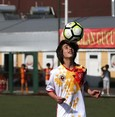بعد حصوله على الجنسية التركية.. فتى سوري يحلم بالمجد الرياضي