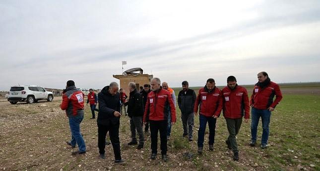 Türkei plant Zeltlager für 3.000 Personen in Azaz
