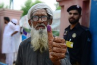 Polls close in Pakistan's tight election, marred by deadly militant, interparty violence