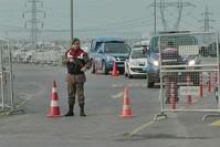 |Eingang der Haftanstalt in Silivri, İstabul (AA)