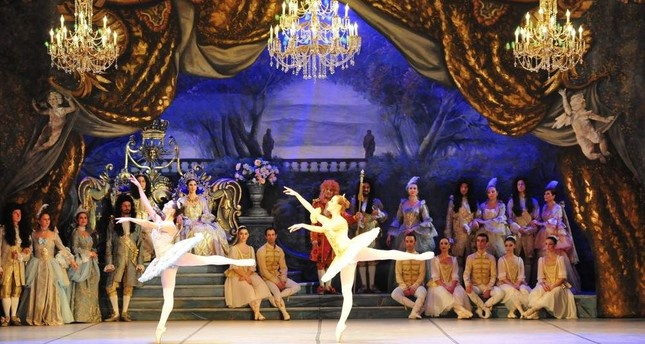 Classic ballet 'Sleeping Beauty' set to enchant Istanbul