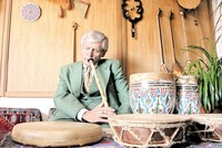 Honoring Oruç Güvenç's contributions to Turkish classical music