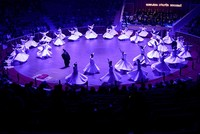Nearly 50,000 visited Rumi-inspired whirling dervishes in Turkey's Konya during 2017