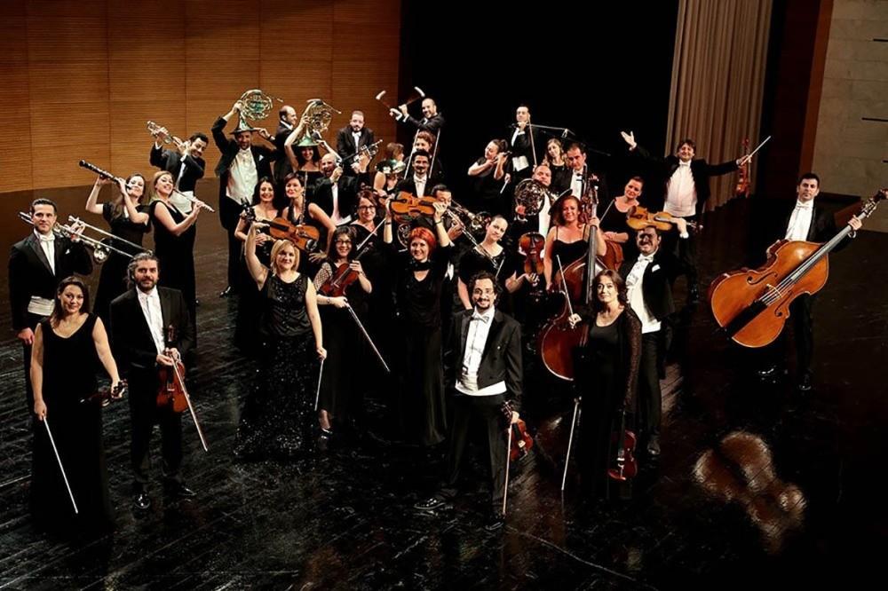 The Bursa Regional State Symphony Orchestra
