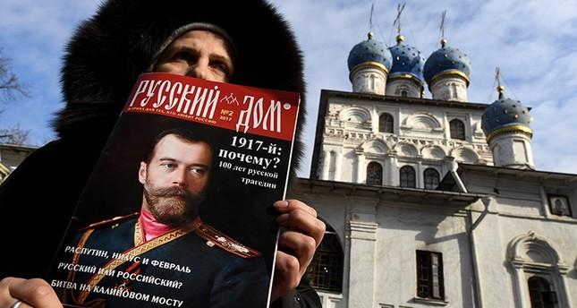 روسيا تحتفل بالذكرة المئوية للثورة البلشفية