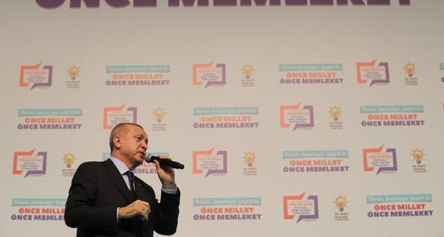 أردوغان: من حاولوا دفننا في شتاء حالك يتجرعون المرارة