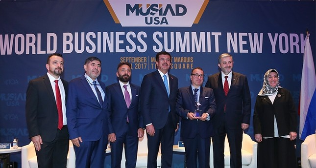 MÜSİAD to expand branches in 50 US states
