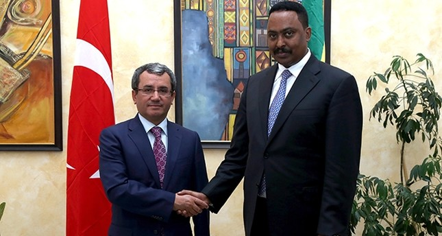 Turkey vows to help drought-hit Horn of Africa