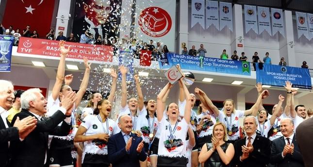 Bursa BBSK claim second Challenge Cup crown in three years