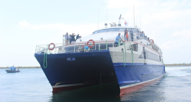 First-ever ferry services between Bulgaria and Turkey launched