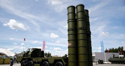 Turkey bought S-400s to use them, not to put them aside