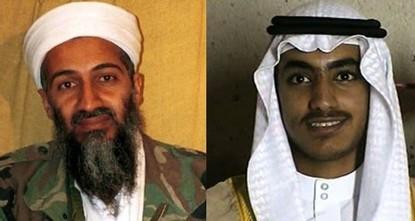 ترامب يؤكد مقتل حمزة نجل أسامة بن لادن