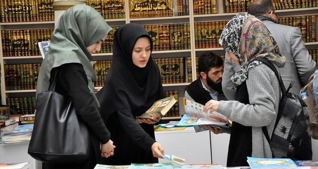 معرض اسطنبول للكتاب العربي يحقق مبيعات بلغت 100 ألف نسخة