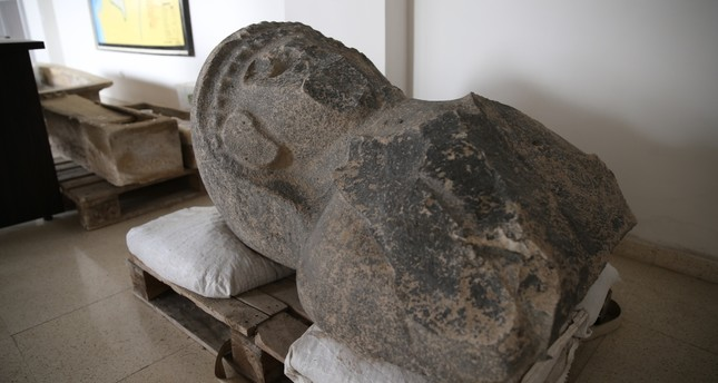 3,000-year-old statue of woman found in Hatay