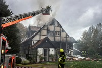 2 women facing eviction blow up house in Germany