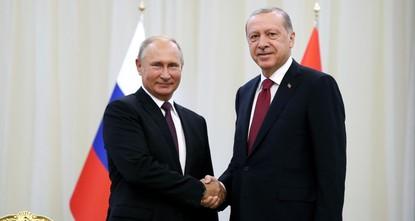 Эрдоган и Путин проведут переговоры в Сочи