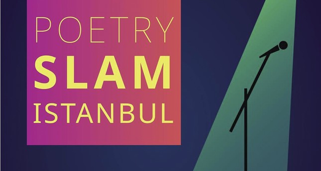 Poetry Slam Istanbul looks to bring poetry back on stage