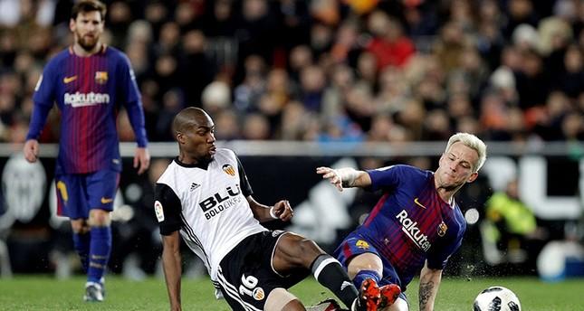 برشلونة يحجز بطاقة نهائي كأس ملك إسبانيا