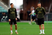 London police charge 2 suspects of Turkish origin over attack targeting Arsenal's Özil, Kolasinac