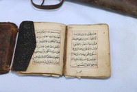 Police confiscate 1,000-year-old Quran from smugglers