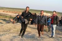 France urges Israel to protect civilians after Gaza massacre