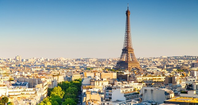 An overview of Paris with Eiffel Tower in the background. (iStock Photo)